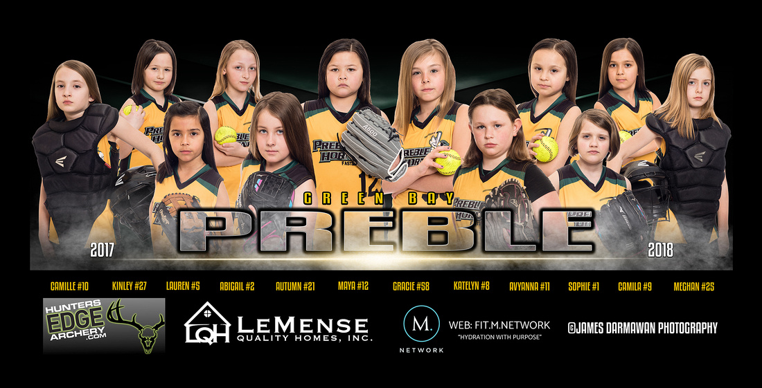 2018 prble softball banner small